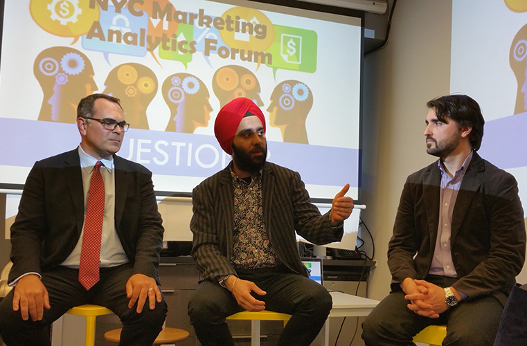 Jasmeet Sawhney Marketing Analytics Panel