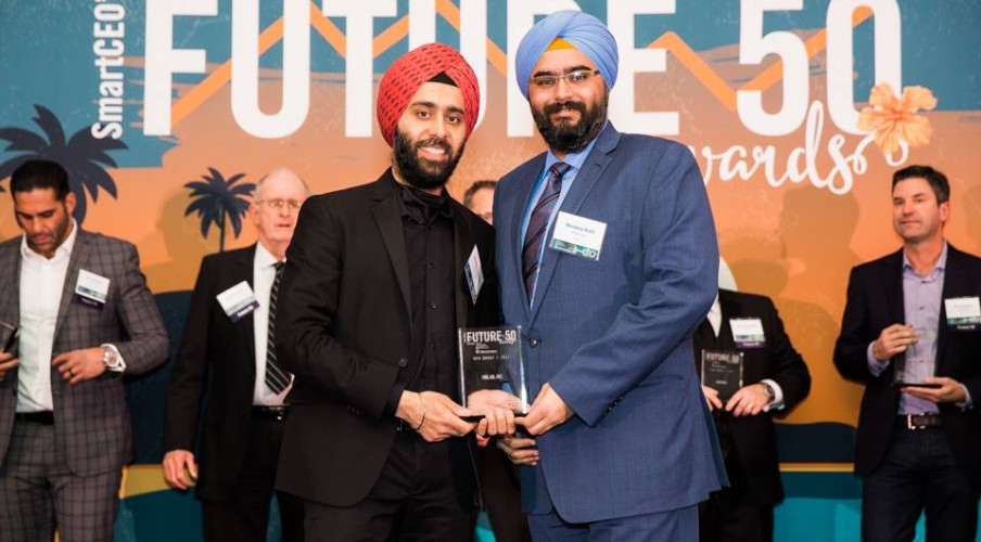 Jasmeet-Sawhney-Fast-Growth-NJ-Award-YibLab